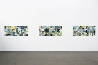 Michael Dumontier & Neil Farber: One Cloud Can't Ruin Anything, installation view