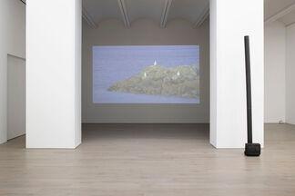 "MICHAEL SAILSTORFER ""TEAR SHOW"", installation view"