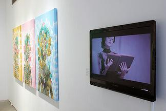 Calma - Three-Planet Lifestyle, installation view