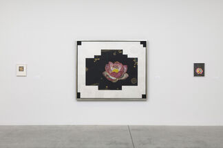 Tom Wudl: The Flowerbank World, installation view