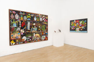 """Casey Gray: """"Double Knotted"""", installation view"""
