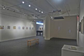 Profil Perdu, installation view
