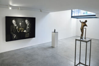 Nina Fowler: Measuring Elvis, installation view