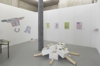 Temnikova & Kasela at Liste Art Fair Basel 2017, installation view