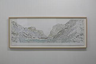 Nicholas Hall: Plus/Minus, installation view