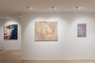 HARDING MEYER - ANDREAS LAU - TILL FREIWALD, installation view