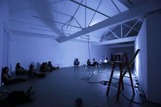 Tetsuya Umeda: Almost over, Always around, installation view