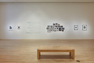 This Is Not a Selfie: Photographic Self-Portraits from the Audrey and Sydney Irmas Collection, installation view