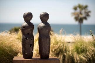 Vessels by Galia Linn, installation view