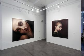 Petar Mošić, installation view