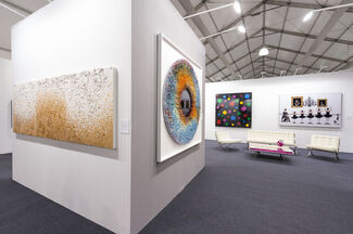 Opera Gallery at Art Central 2017, installation view