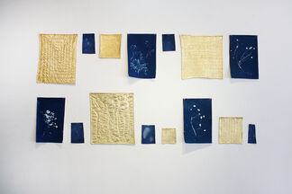 The Smell of Honeysuckle, installation view
