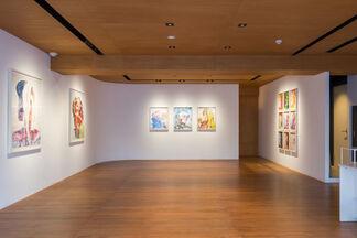 """Kazuto Ishikawa """"Humanity"""", installation view"""