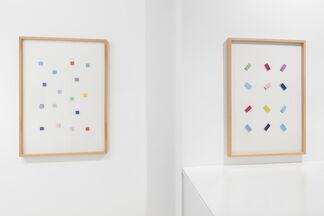 Christian Megert, Nouvel Espace, installation view