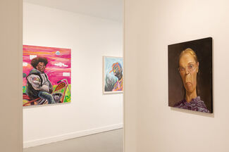 THE PEARL, installation view