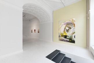 The Drama Triangle, installation view
