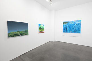 Todd Hebert, installation view