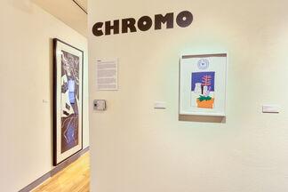CHROMO, installation view