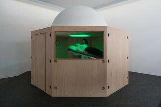 James Turrell »Alien Exam | Aten Reign«, installation view
