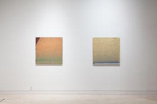 Warren Rohrer: Message Bearer, installation view
