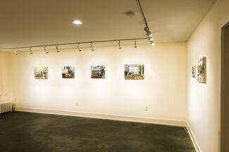 Polina Barskaya, Painting, installation view