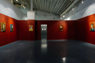 Evgeny Dedov. Models, installation view