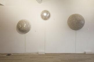 Silver Universe, installation view