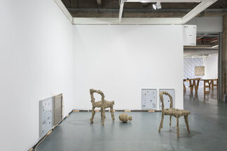 M+B at (OFF)ICIELLE 2014, installation view