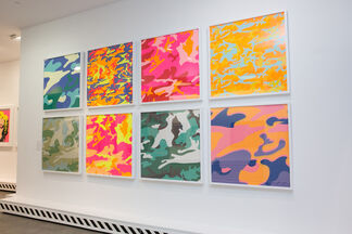 Andy Warhol Revisited Part II, installation view