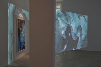 Matt Saunders, installation view