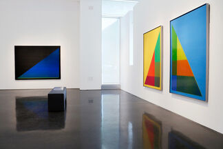 """Jonathan Forrest - """"Building Blocks of Colour"""", installation view"""