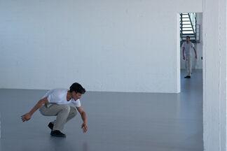 Anne Teresa De Keersmaeker: Work/Travail/Arbeid, installation view