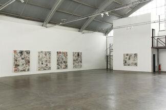 Eduardo Stupia   Escenas de un viaje (Scenes from a Journey), installation view