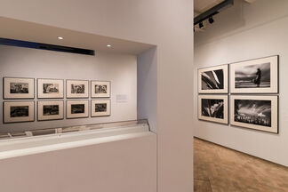 UNDER THE MEXICAN SKY: Gabriel Figueroa—Art and Film, installation view