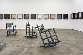 Timm Ulrichs - Die Welt im Wohnzimmer (The World at Home), installation view