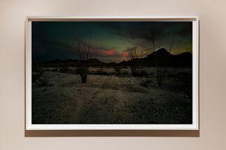 Mark Klett: Camino del Diablo, installation view