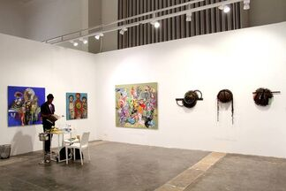 THIS IS NOT A WHITE CUBE at Investec Cape Town Art Fair 2019, installation view