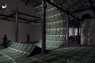 Montoro12 Contemporary Art at VOLTA13, installation view