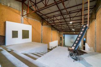 'DIAMANTE EN BRUTO', installation view