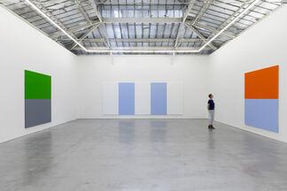 """Olivier Mosset - """"Olivier Mosset"""", installation view"""