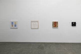 "Carlo Marcucci ""New DepARTures"", installation view"