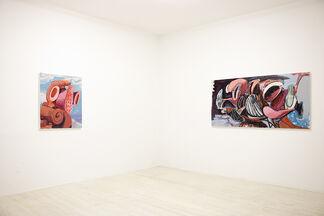 Timothy Bergstrom - SNAFU, installation view