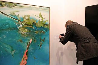 Aki Gallery at Art15, installation view