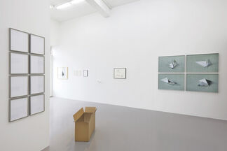 Works on Paper, installation view