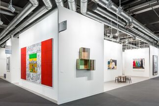 Mai 36 Galerie at Art Basel 2017, installation view