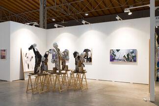 Galerie Christophe Gaillard at viennacontemporary 2015, installation view