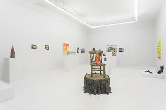 Clay Today, installation view
