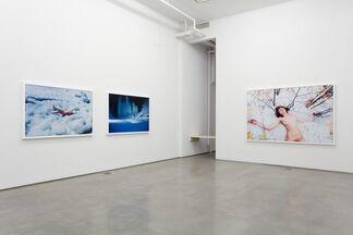 "Ryan McGinley - ""Winter"", installation view"