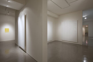 NEW OUT WEST - Peter Alexander, Mary Corse, Robert Irwin, installation view
