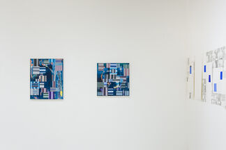 Adam Ross 'Until The End Of The World', installation view
